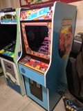 The finished arcade cabinet (2).