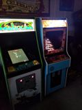 The finished arcade cabinet (4).