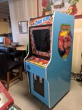 The finished arcade cabinet (7).